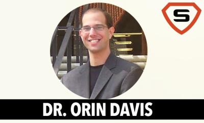 Dr Orin Davis on Flow and Positive Psychology